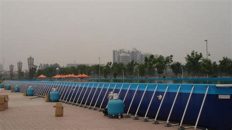 How Big Are Olympic Size Above Ground Pools