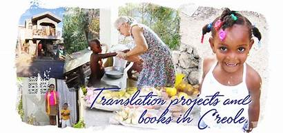 Creole Haitian Writing Translating Teaching Books Christian