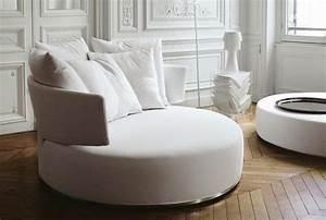 Sofa Tiefe Sitzfläche : rundsofa design tiefe sitzfl che bequem komfortabel einrichten ideen wohnen sofa furniture ~ Eleganceandgraceweddings.com Haus und Dekorationen