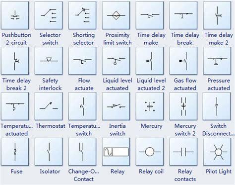 electrical relay switch symbol efcaviation com