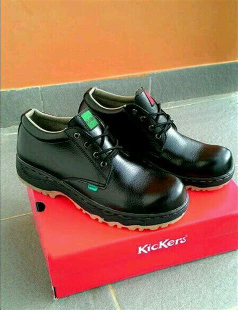 jual sepatu safety kickers di lapak regy hany14
