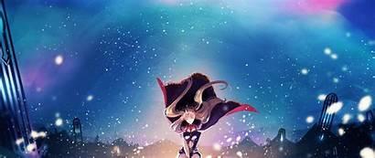 Anime Ultrawide Fate Lancer Night 2560 1080