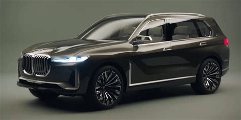 Introducing The Bmw X7 Concept