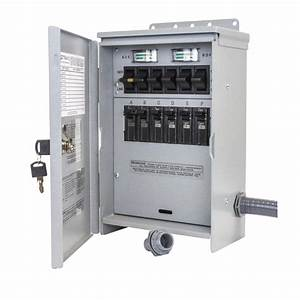 Transfer Switch Electrical 7 500