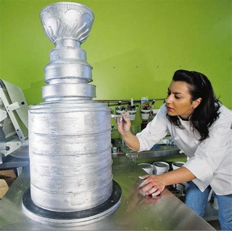 ideas  stanley cup cakes  pinterest