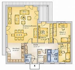 Bungalow Grundrisse 4 Zimmer : bungalow einfamilienhaus massivhaus haus bauen architekt cottbus dresden wei wasser ~ Eleganceandgraceweddings.com Haus und Dekorationen