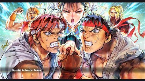 Street Fighter 5 Arcade Edition  All Arcade Endings
