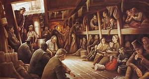 they fell victim to the famine in 1847 more than