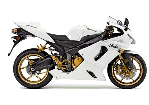 Bmw Hp2 Sport Motorcycle, White