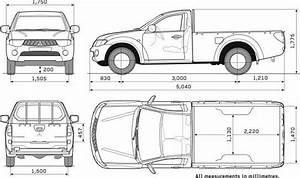 Mitsubishi L200 Mk5 Triton Std Bed  06
