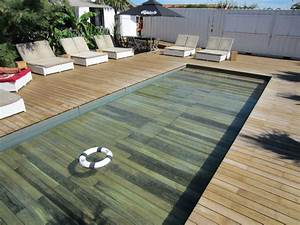 Mobile Terrasse Pool : l 39 id e originale d 39 un restaurant une piscine fond mobile fond mobile pour piscine hidden ~ Sanjose-hotels-ca.com Haus und Dekorationen