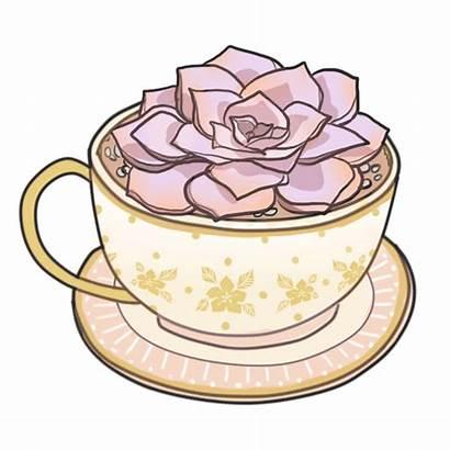 Tea Teapot Teacup Clipart Clear Oranges Use