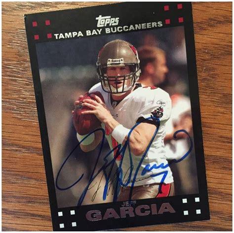 Jeff Garcia Ttm Success Bravestarr Cards
