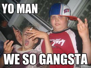 Gangster Baby Meme - gangsta kid meme www pixshark com images galleries
