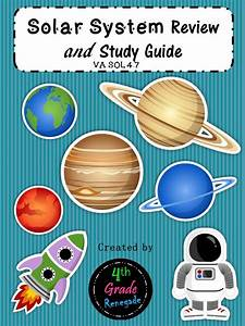 Solar System Study Guide And Review