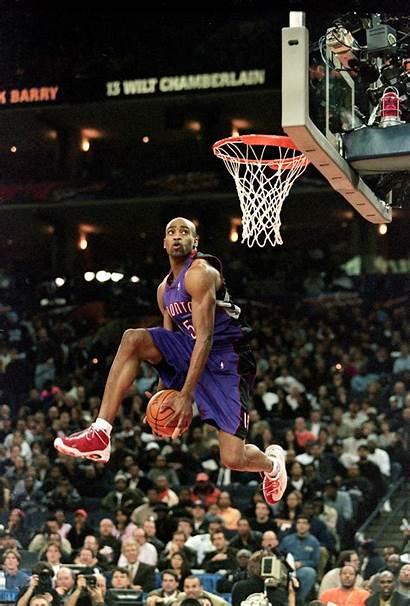 2000 Dunk Nba Slam Contest Carter Vince