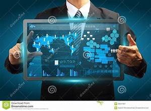 Touch Screen Digital Vurtual Screen Technology Business