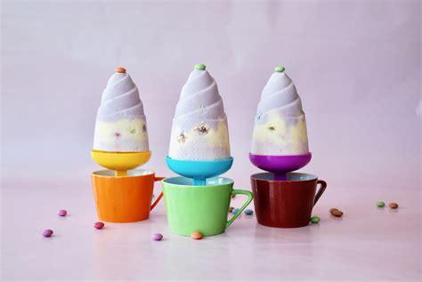 Einfaches Rezept Fuer Regenbogen Eis by Regenbogen Joghurt Eis Leckeres Rezept Ohne Eismaschine