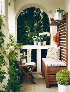 Balkon Gestalten Ideen : 77 coole ideen f r platzsparende m bel womit sie kokett ~ Lizthompson.info Haus und Dekorationen