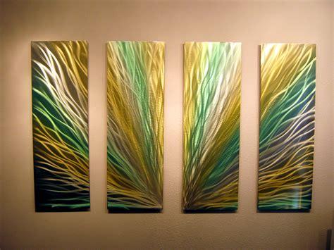 Modern Abstract Metal Wall Art Sculpture - Elitflat