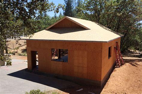 garage dew hiersoux construction