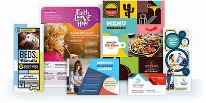 Templates Graphic Template Pamphlet Stocklayouts Business Microsoft