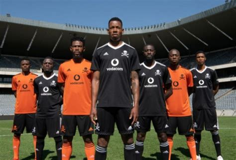 Orlando Pirates Have Unveiled Their Kit For The 2020/21 Season