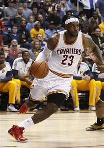 Lebron James Cavs 2014 Preseason | SEVSTAR
