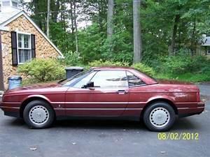 Sell Used 1987 Cadillac Allante Base Convertible 2