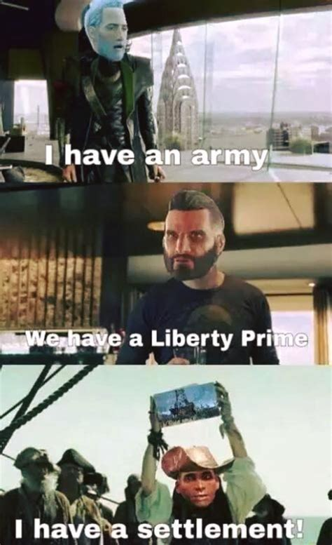 Funny Fallout Memes - fallout 4 hahahahaha best meme on the internet fallout recommended board pinterest
