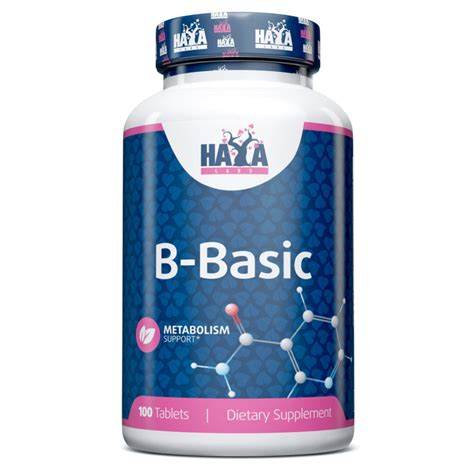 B-Basic 100 Tabs - hayalabs.es