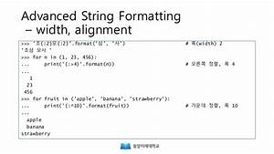 python With python string template