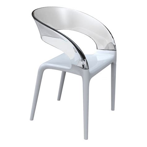 chaises philippe starck chaise avec accoudoirs driade ring design philippe starck