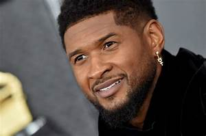Usher Explains Why He Was Smiling So Much in This Baby ...