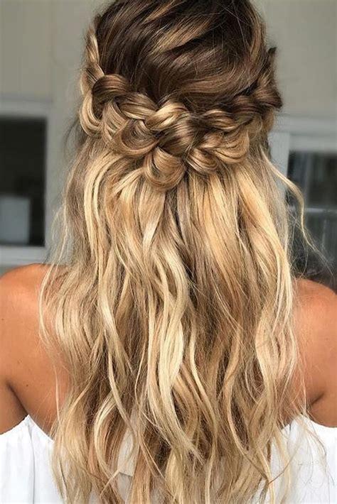 modeles de coiffures de mariage tendance  coiffure