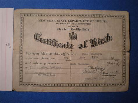 Image [ 39 of 50 ] - Birth Certificate San Mateo Elegant Get Vital ...