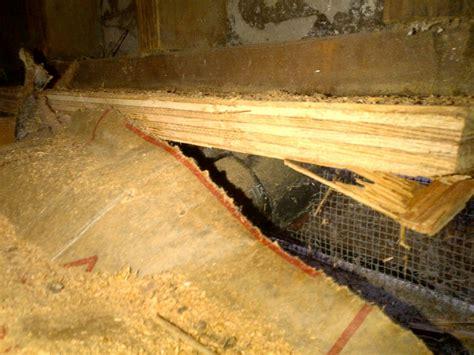 Flooring  Is It Normal For Subfloor To Extend Under Walls