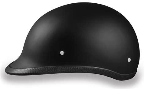 Daytona Hawk Dot Helmet Polo Style Shorty Half Motorcycle