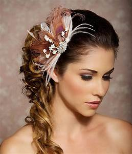 Bridal Hair Accessories Gilded Shadows