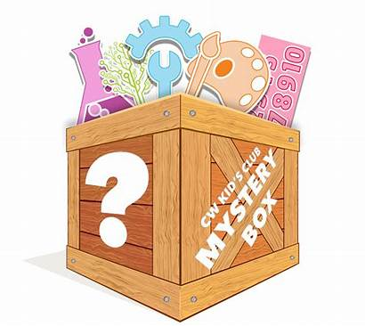 Spring Break Box Steam Mystery Mysterybox Create