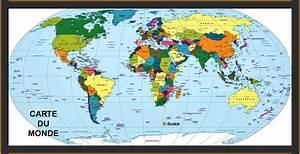 Carte Du Monde Metallique : infos sur carte du monde detaillee vacances arts guides voyages ~ Teatrodelosmanantiales.com Idées de Décoration