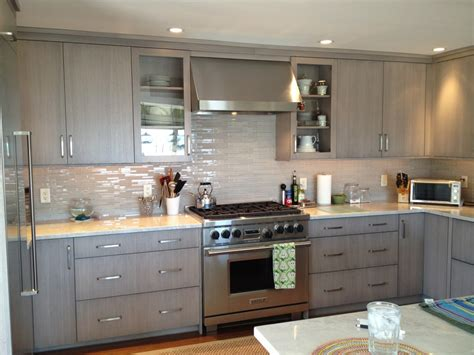 painted oak kitchen cabinets contemporary kitchen with unglazed federal grey painted 3997