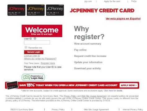 Many cardholders who have less than perfect credit state that while they were. www.jcpcreditcard.com: JCPenney Credit Card Login To Manage Online Account | Online accounting