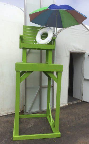 lifeguard chairs by tim cpwd lumberjocks