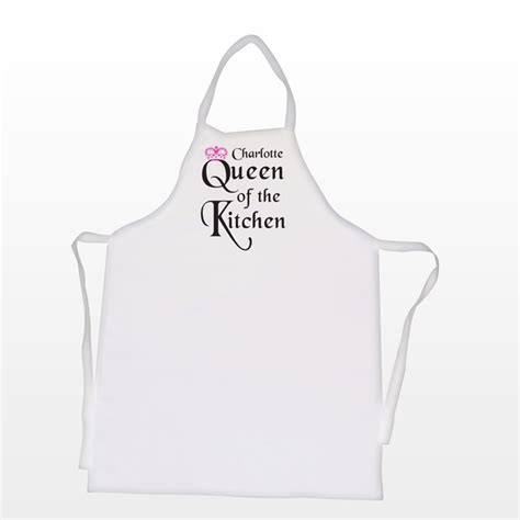 Buy Aprons Uk by 187 Personalised Name Of Kitchen Novelty Apron Review