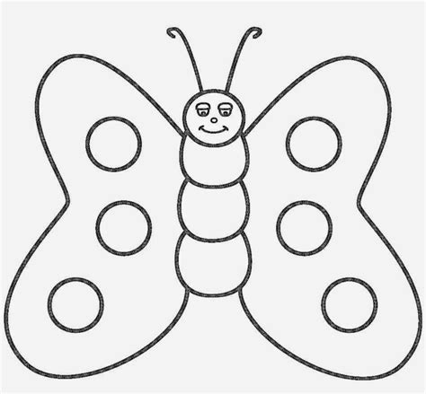 butterfly coloring pages  coloring sheet