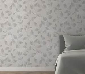 Papier Peint Tendance : tendance papier peint pour chambre adulte meilleures ~ Premium-room.com Idées de Décoration