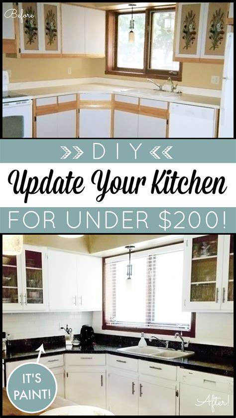 countertop makeover kit diy kitchen makeover on a budget giani granite countertop