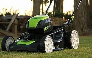 Best Electric Lawn Mowers Reviews  U0026 Guide
