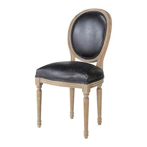 chaises cuir chaise en cuir 28 images chaise de salle 224 manger en